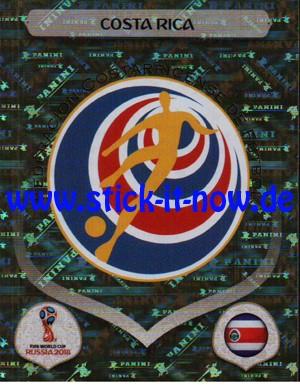 "Panini WM 2018 Russland ""Sticker"" - Nr. 392 (Glitzer)"