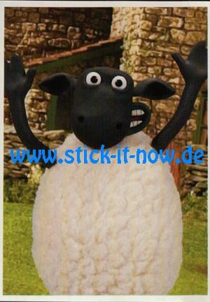 """Aldi Nord - Shaun das Schaf """"Sticker"""" - Nr. 6"""