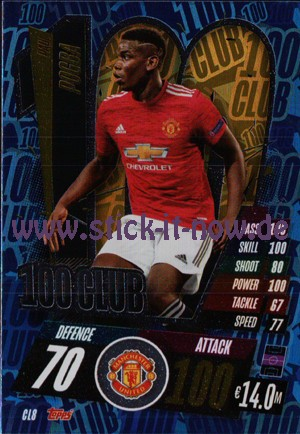 Match Attax Champions League 2020/21 - Nr. CL 8