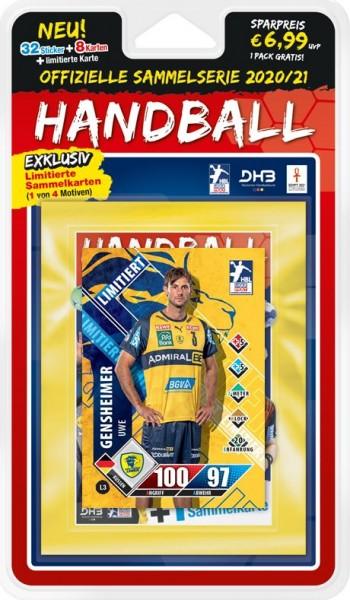 LIQUI MOLY Handball Bundesliga 20/21 - Blister (C) Gensheimer