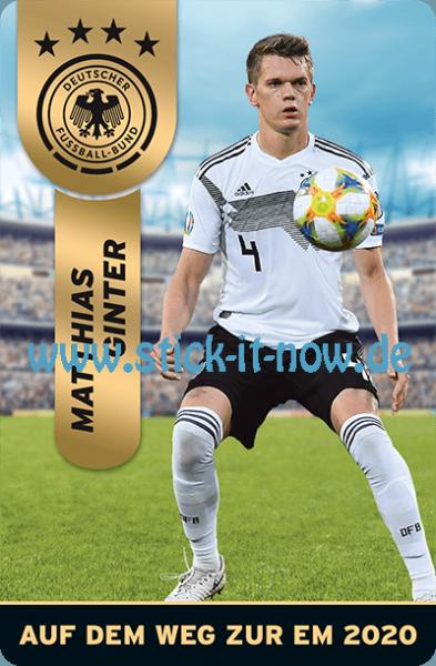 """Ferrero Team Sticker EM 2020 - """"Action"""" Nr. 3"""