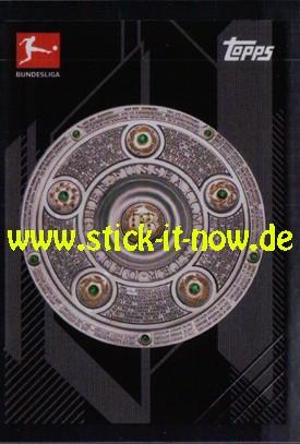 "Topps Fußball Bundesliga 2020/21 ""Sticker"" (2020) - Nr. 1 (Glitzer)"