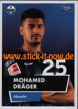 """SC Paderborn """"klebt erstklassig"""" (2019) - Nr. 29"""