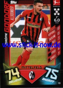 "Topps Match Attax Bundesliga 2019/20 ""Action"" - Nr. 494"