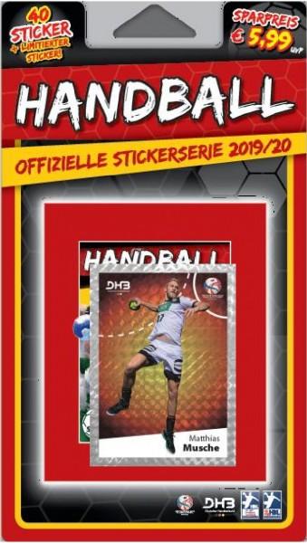 LIQUE MOLY Handball Bundesliga Sticker 19/20 - Blister 4 ( Matthias Musche )
