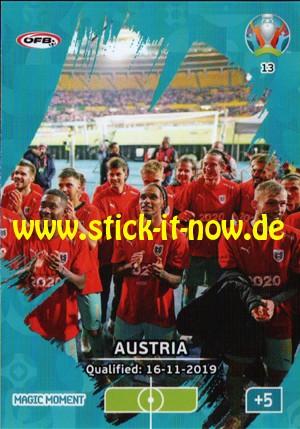 UEFA EURO 2020 Adrenalyn XL - Nr. 13