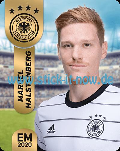 """Ferrero Team Sticker EM 2020 - """"Portrait"""" Nr. 13"""