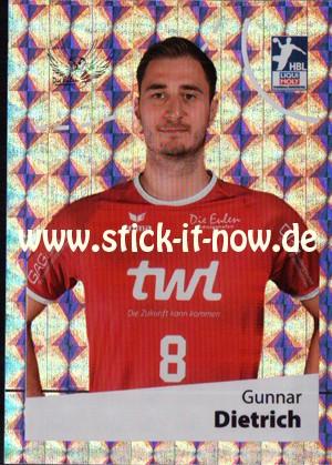 LIQUE MOLY Handball Bundesliga Sticker 19/20 - Nr. 27 (Glitzer)