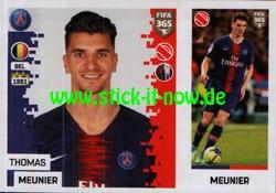 "Panini FIFA 365 ""The golden World of Football"" Sticker (2019) - Nr. 151"