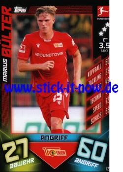 "Topps Match Attax Bundesliga 2019/20 ""Action"" - Nr. 423"
