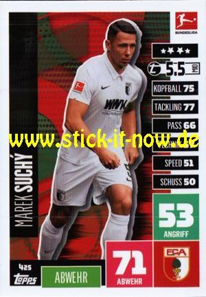 """Topps Match Attax Bundesliga 2020/21 """"Extra"""" - Nr. 425"""