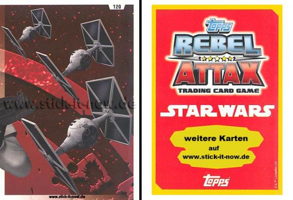 Rebel Attax - Serie 1 (2015) - STRIKE-FORCE - DAS IMPERIUM 2 - Nr. 120