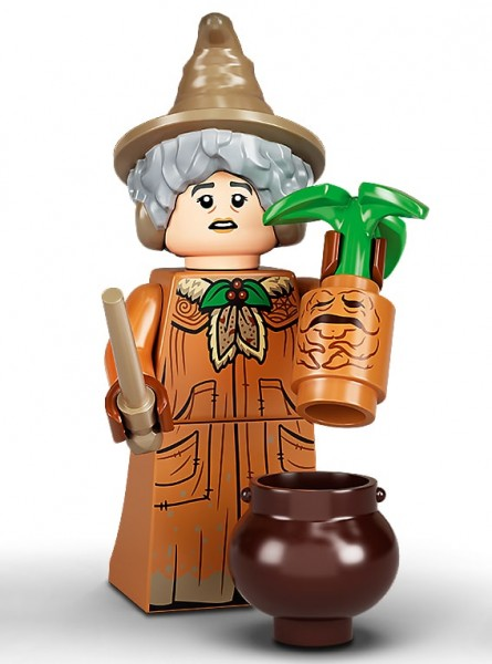 "Lego Minifiguren ""Harry Potter"" Serie 2 (2020) - Professor Sprout - Nr. 15"