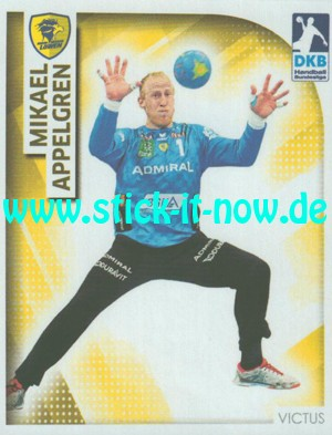 DKB Handball Bundesliga Sticker 18/19 - Nr. 456
