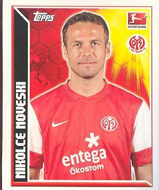 Topps Fußball Bundesliga 11/12 - Sticker - Nr. 258
