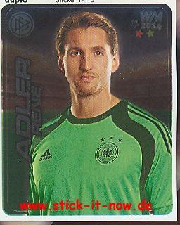 DFB Stars 2014 - Nr. 3 - Rene Adler