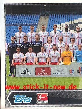 Topps Fußball Bundesliga 14/15 Sticker - Nr. 94