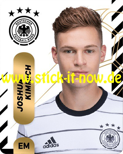 """Ferrero Team Sticker EM 2020 (2021) - """"Portrait"""" Nr. 19"""