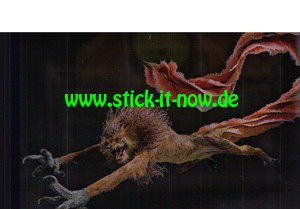 """Phantastische Tierwesen 2 """"Grindelwalds Verbrechen"""" (2018) - Nr. 131 (Glitzer)"""