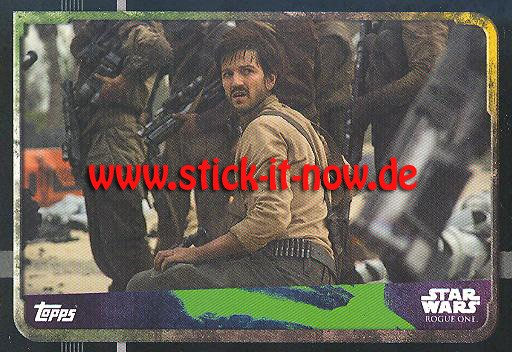 Star Wars - Rogue one - Trading Cards - Nr. 143
