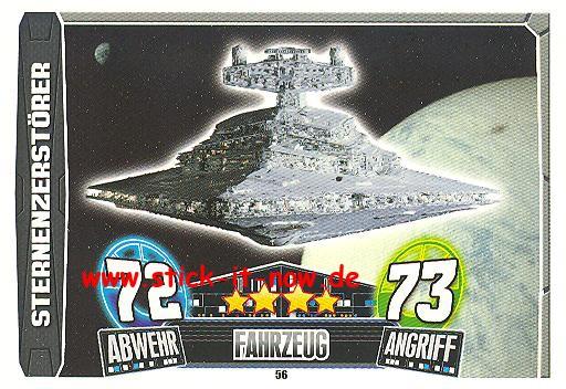 Force Attax Movie Collection - Serie 3 - STERNENZERSTÖRER - Nr. 56
