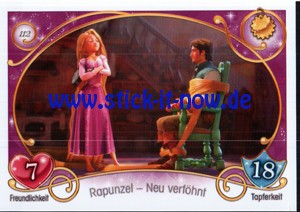 Topps Disney Princess Trading Cards (2017) - Nr. 112