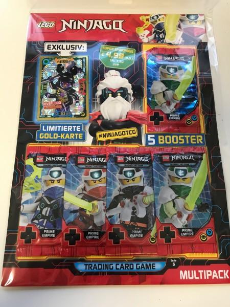 Lego Ninjago Trading Cards - SERIE 5 (2020) - Multipack 4 ( LE8 )