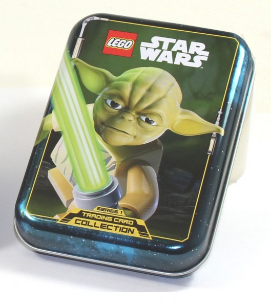 Lego Star Wars Trading Card Collection (2018) - Mini Tin B ( LE22 )