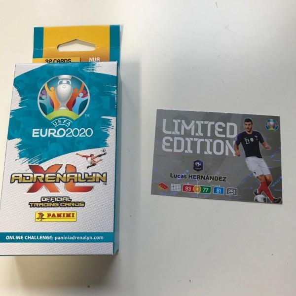 UEFA EURO 2020 Adrenalyn XL - Blister ( Hernández )