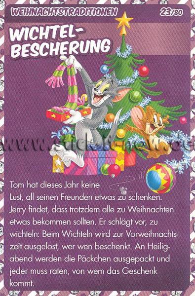 Tom & Jerry / Verrückter Weihnachtsspass (2015) - Nr. 23