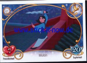 Topps Disney Princess Trading Cards (2017) - Nr. 63