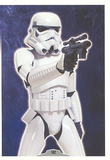 Force Attax - DAS GALAKTISCHES IMPERIUM - Strike Force - Movie Collection