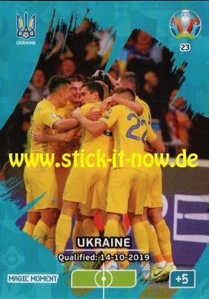 UEFA EURO 2020 Adrenalyn XL - Nr. 23