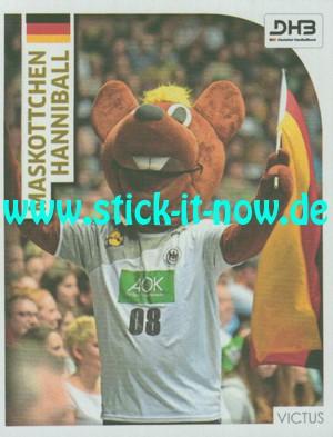 DKB Handball Bundesliga Sticker 18/19 - Nr. 22