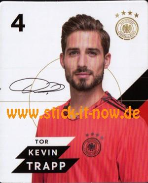 Rewe DFB Sammelkarten EM 2020 - Kevin Trapp - Nr. 4
