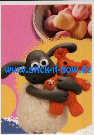 """Aldi Nord - Shaun das Schaf """"Sticker"""" - Nr. 71"""