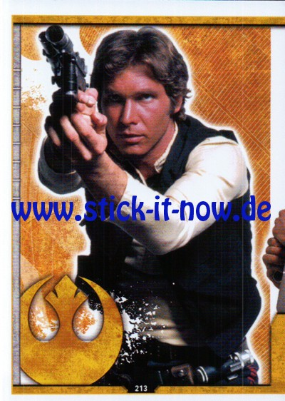 Topps Star Wars FORCE ATTAX UNIVERSE (2017) - Nr. 213