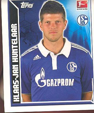 Topps Fußball Bundesliga 11/12 - Sticker - Nr. 355