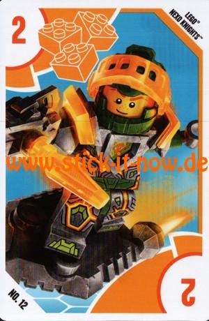 "Lego Sammelkarten ""toysRus"" (2017) - Nr. 12"