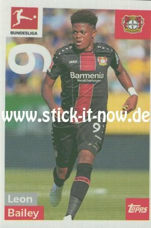 "Topps Fußball Bundesliga 18/19 ""Sticker"" (2019) - Nr. 168"