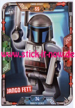 Lego Star Wars Trading Card Collection (2018) - Nr. 98