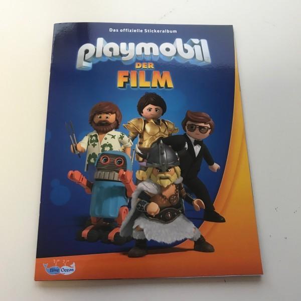"""Playmobil """"Der Film"""" (2019) - Stickeralbum"""