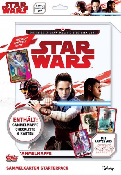 Star Wars - Die letzten Jedi (2017) - Starter-Set