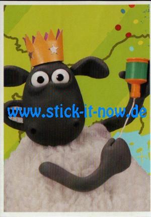 """Aldi Nord - Shaun das Schaf """"Sticker"""" - Nr. 82"""