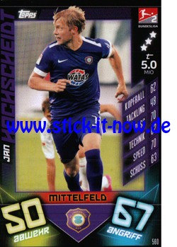 "Topps Match Attax Bundesliga 2019/20 ""Action"" - Nr. 560"
