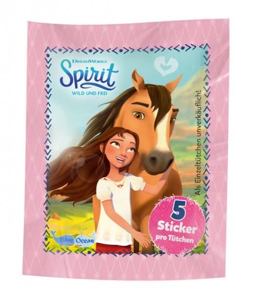 """Spirit """"Wild und Frei"""" (2020) - Stickertüte ( 5 Sticker )"""