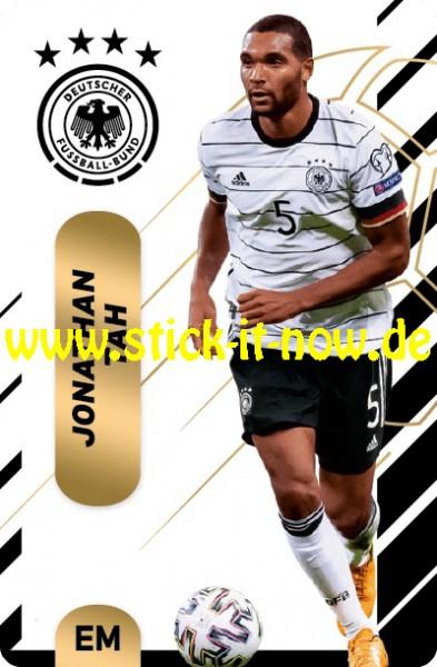 """Ferrero Team Sticker EM 2020 (2021) - """"Action"""" Nr. 5 ( Tah )"""