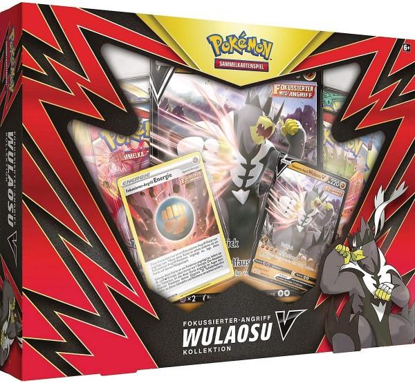 "Pokémon - Kampfstile Wulaosu V ""Fokusierter Angriff"" Kollektion"