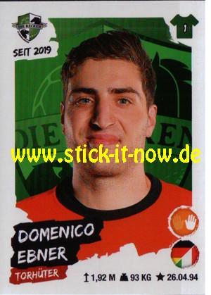 """LIQUI MOLY Handball Bundesliga """"Sticker"""" 20/21 - Nr. 55"""