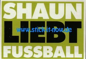 """Aldi Nord - Shaun das Schaf """"Sticker"""" - Nr. 3"""